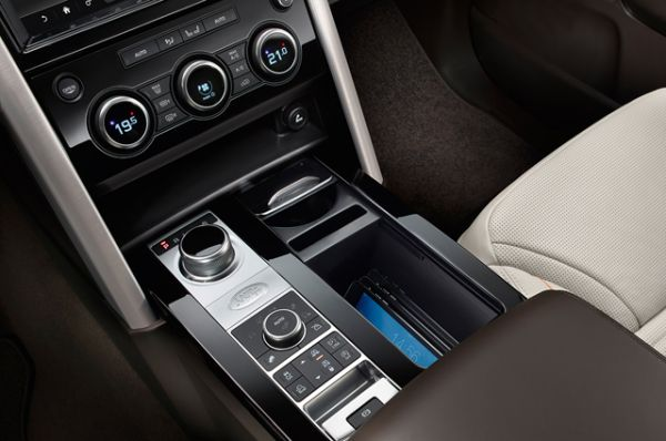 Приборная панель Land Rover Discovery