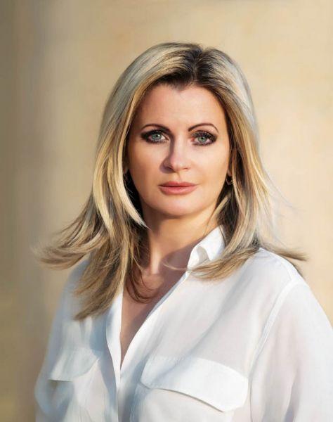 Депутат Государственной Думы от Ставропольского края Елена Бондаренко.