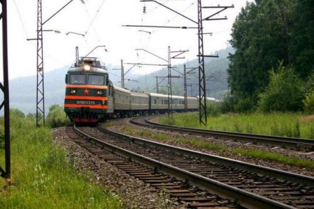 ВВинницкой области ребенок попал под поезд