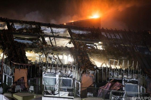 Шесть пострадавших впожаре в клинике ФРГ находятся вкрайне тяжелом состоянии