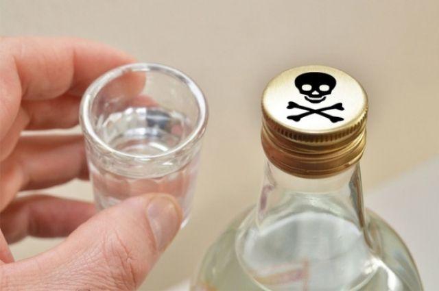 Несколько человек, отравившихся суррогатным спиртом, ослепли— Госпотребслужба Украины