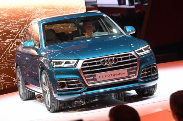 Audi Q5 во внешности повторяет предшественника, однако внутри значительно обогатился. Есть пневмоподвеска, системы автономного управления и постоянный полный привод.