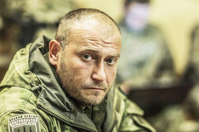В РФ возбудили уголовное дело против Яроша и«Правого сектора»