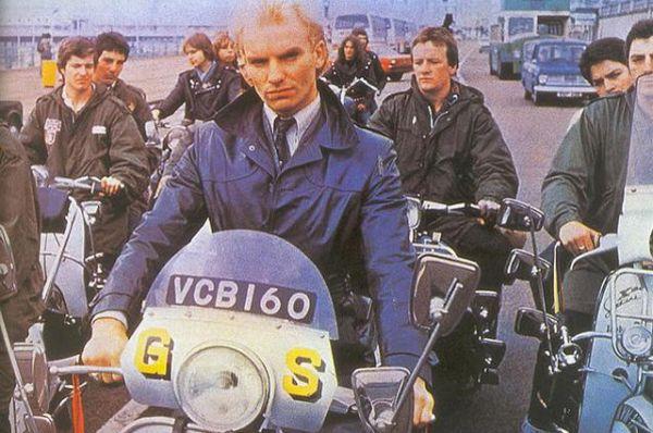 «Квадрофения» (1979) — о противостоянии двух британских молодежных группировок 1960-х годов — модов и рокеров.