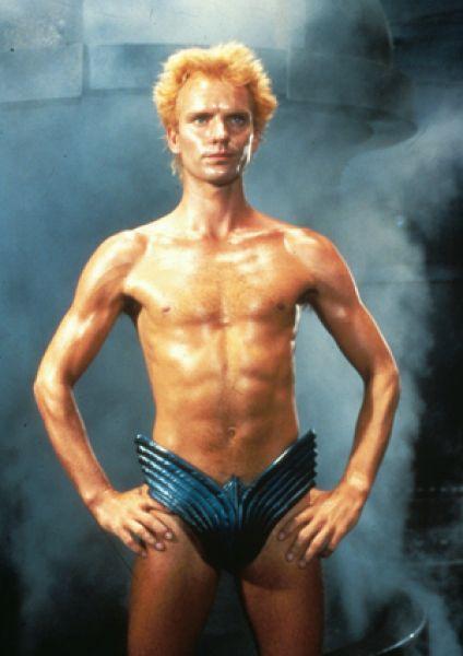 «Дюна» (1984) Дэвида Линча — экранизация фантастического эпоса Фрэнка Герберта, в которой Стингу досталась роль преемника барона Харконнена Фейд-Раута.