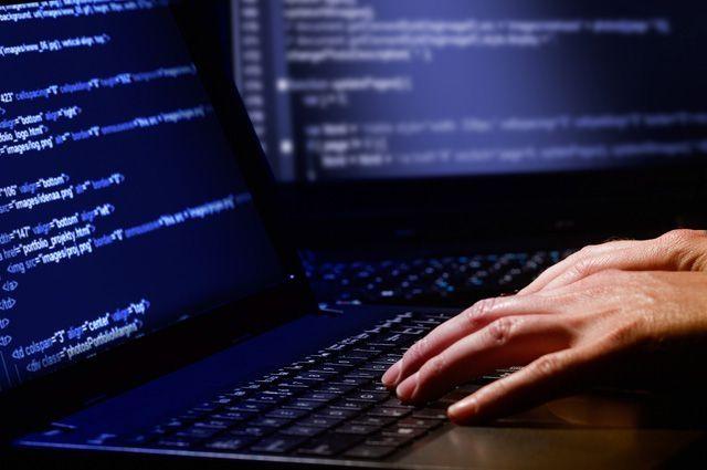 Хакеры атакуют информационно-аналитический центр СНБО