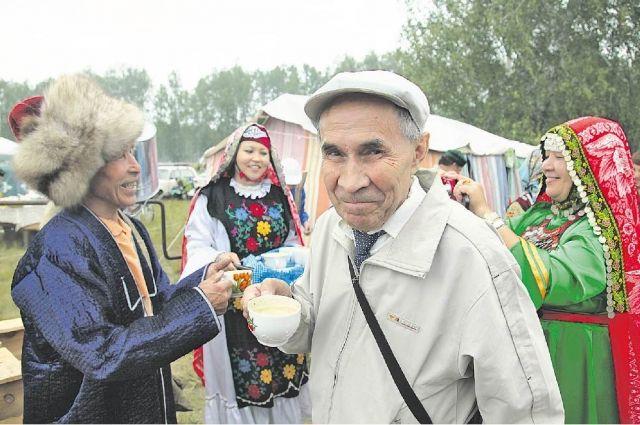 Гиниятуллу Умурзакова позвали родные могилы, и он вернулся в Кулуево.