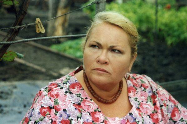 В роли Галины в фильме «Последний забой» (2006).