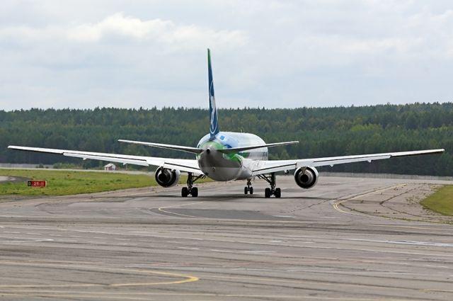 Регулярные перелёты вЕкатеринбург остаются взимнем расписании Аэропорта Белгород