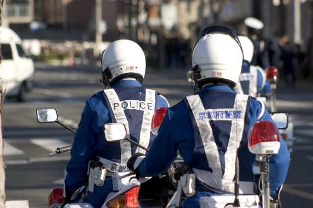 ВТокио арестовали женщину, распылившую едкий газ вметро