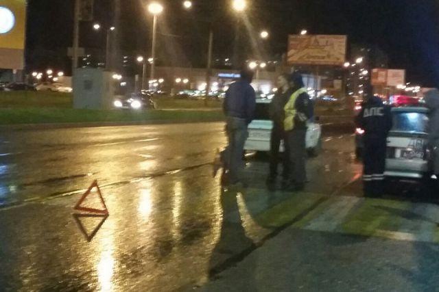 ВЧереповце сбили нетрезвого пешехода