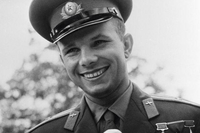 Нагреческом острове установлен монумент Юрию Гагарину
