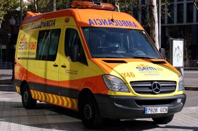 ВИспании в итоге взрыва газа пострадали 77 человек