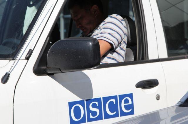 ВСУ непозволили миссии ОБСЕ перейти через мост вСчастье из-за мин