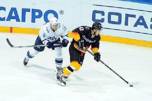 «Северсталь» одолела «Динамо» вКХЛ, выиграв пятый матч подряд