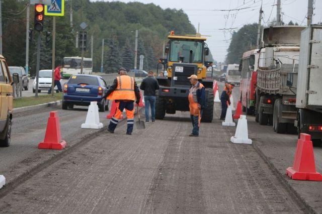 Неменее 60% дорог Нижегородской области нуждаются вкапитальном ремонте