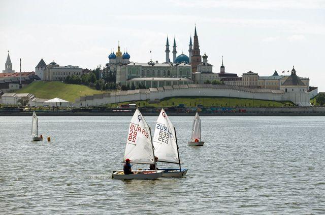Казань посетили 2 млн туристов за8 месяцев 2016 года