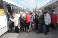 Новосибирские дачники теперь могут доехать до Калифорнии