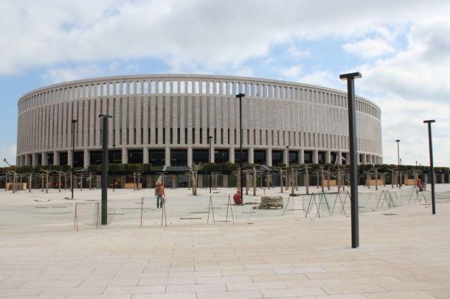 На новейшую арену «Краснодара» воспрещено проносить семечки исигареты