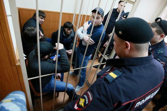 #100 СЛОВ. Начался суд поделу обубийстве Немцова