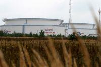 Емкости для хранения нефти нефтепровода «Дружба», Гомельская область.