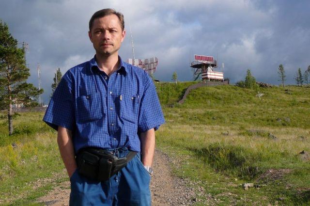 Вилков связал свою жизнь с авиационной техникой.