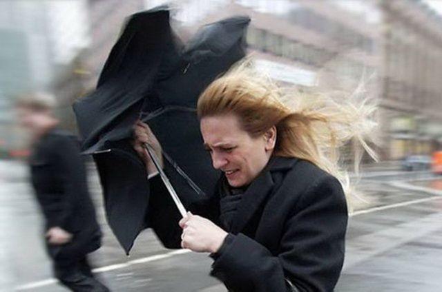 ВПетербурге 4октября вновь предполагается усиление ветра