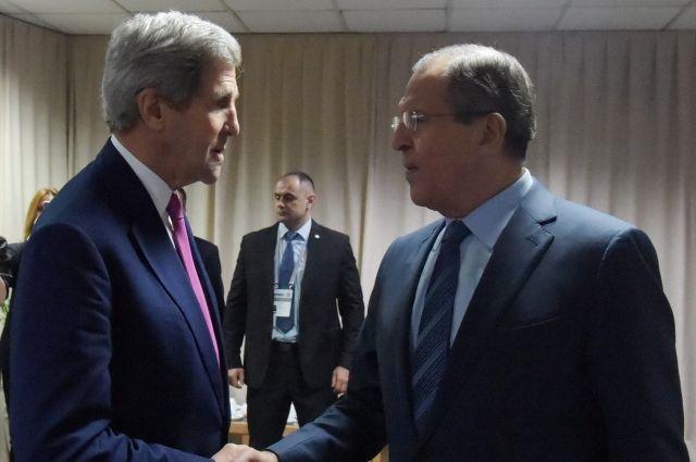 Лавров: Важно недопустить развала договоров РФиСША поСирии
