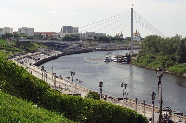 Фестивалю туризма иотдыха вТюмени непомешает ремонт моста