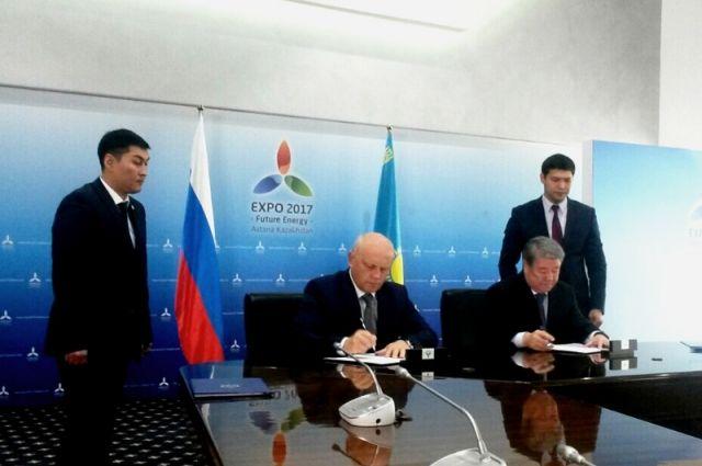 Меморандум в Астане станет основой для дальнейшего сотрудничества.