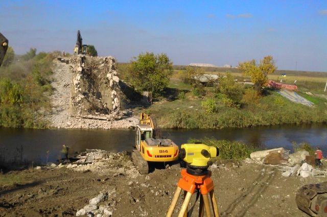 НаДонбассе доконца года восстановят разрушенные мосты— Жебривский