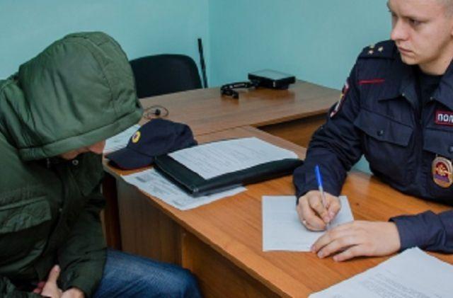 Гражданин Неверкинского района поведал полицейским выдуманную историю окраже