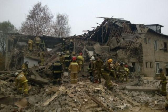 взрыва газа ивановской области погиб