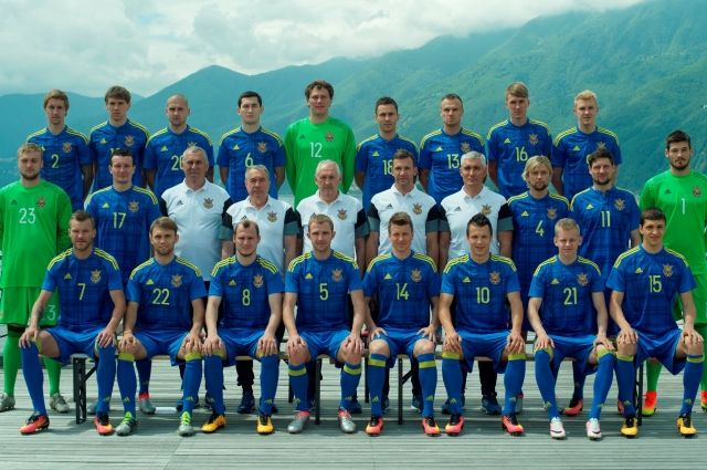 Украина может сыграть товарищеский матч сСербией