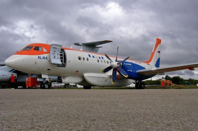 Первый полностью российский Ил-114 поднимется ввоздух в2019 году