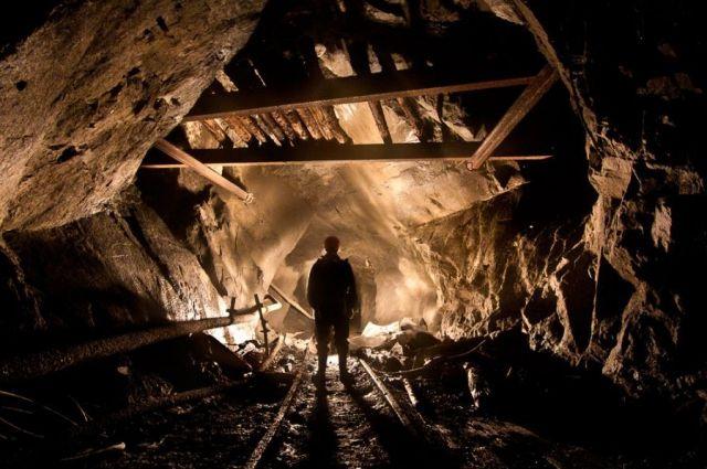 ВДонецкой области произошел обвал нашахте, умер горняк