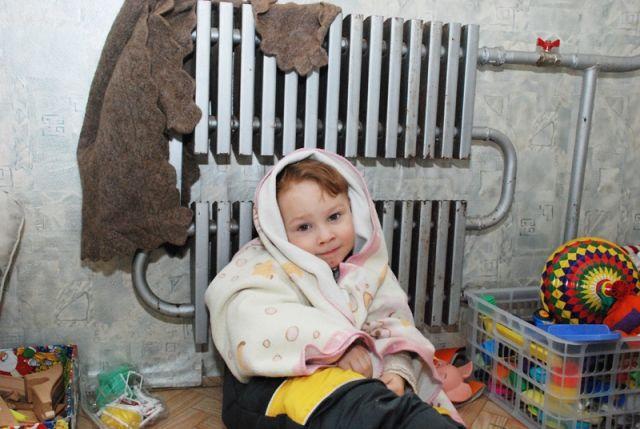 Отопительный сезон вОмской области: граждане районов замерзают