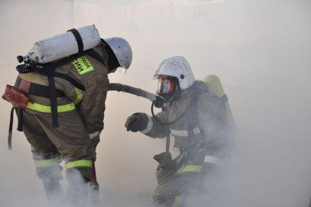 ВПетропавловске-Камчатском ликвидирован пожар вавтомобиле