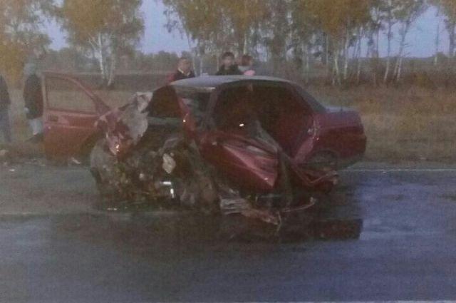 Пассажиры и водители чудом выжили.