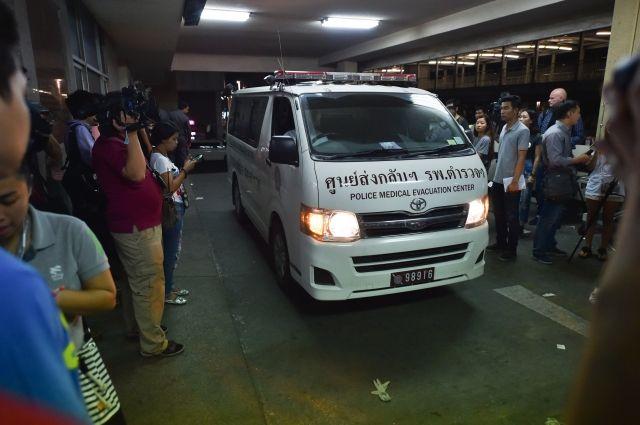 ВТаиланде вДТП спассажирским автобусом пострадали более 50-ти человек