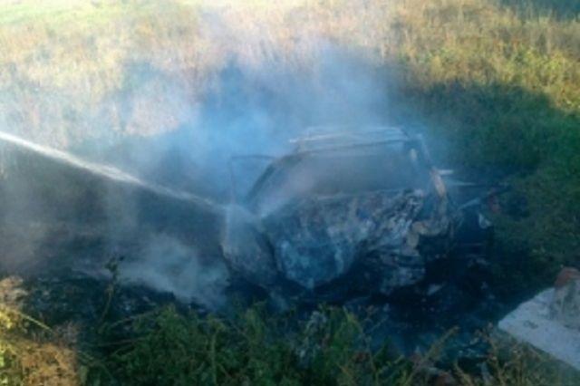 ВВадинском районе 3 человека погибли взагоревшемся после трагедии Опеле