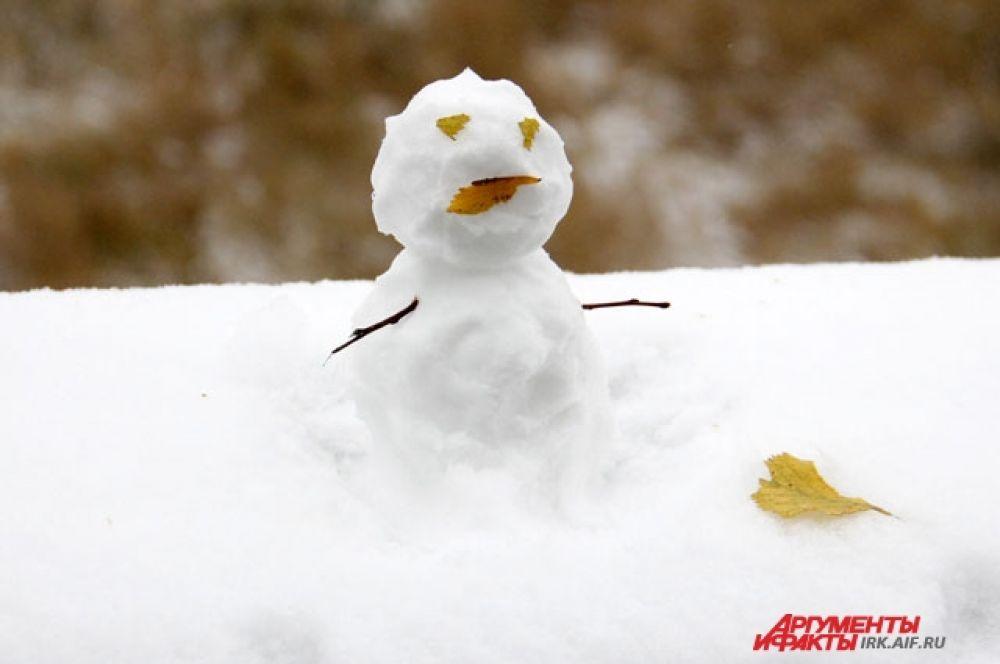 Однако многие находят в наступлении зимы и позитивные моменты.