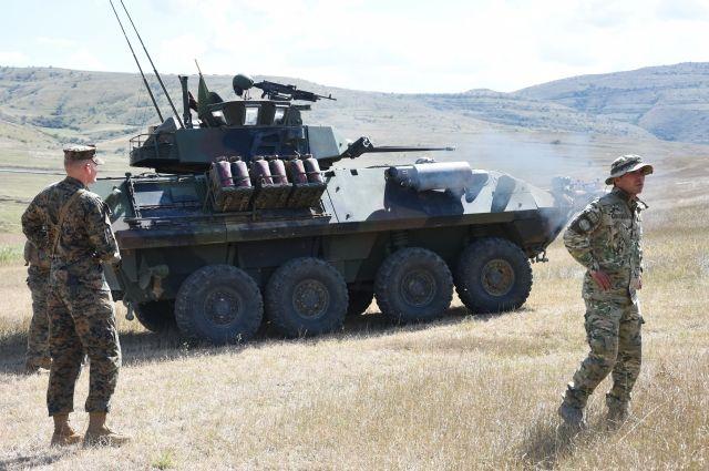 НАТО небудет участвовать вназемных операциях вСирии иИраке