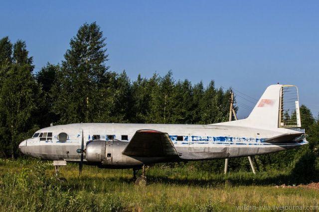 После ремонта самолёт хотят превратить в музей.