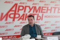 Гость редакции «АиФ на Оби» психотерапевт Игорь Лях.