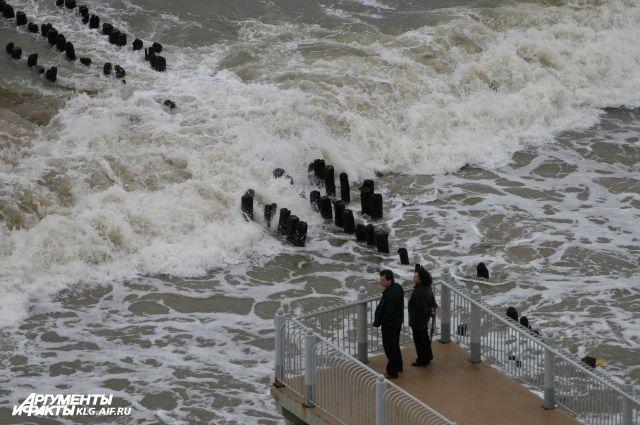 В Балтийском море по пути в Калининград терпит бедствие латвийское судно.