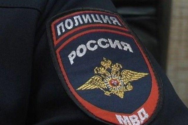 ВРязани москвич закрылся в Ауди изаблокировал проезд поцентральной улице