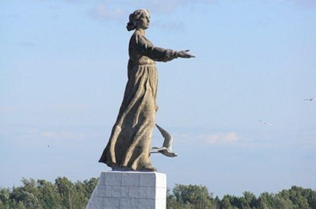 ВРыбинске определили символ города
