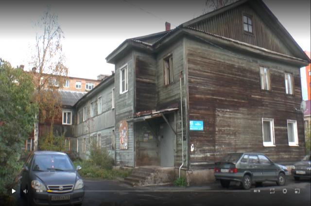 Двухэтажный дом на ул.Анохина, 45А в Петрозаводске оказался трехэтажным