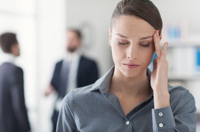 Раздражительность и тревога вызывают стресс, который переходит в хроническую форму.